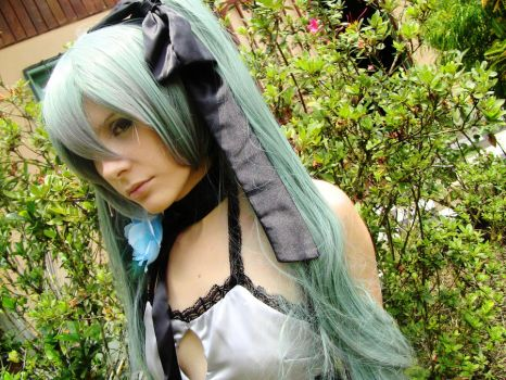 Miku-Venomania Cosplay II by Ruty-chan