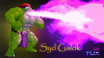 Syd Galok Wallpaper by FantasyFlixArt
