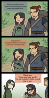 The Elven Language by hPolawBear