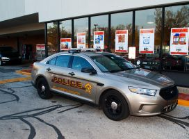 SJCPD ford taurus police interceptor by wolvesone