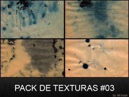 PACK DE TEXTURAS 3 by trash-letal