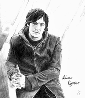 Adam Gontier by CorpseOnHoliday