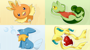 Hoenn Cuties by SeviYummy