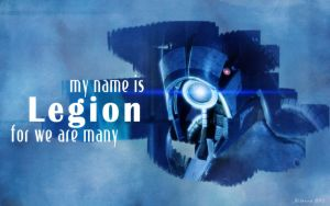 Legion: For we are many by Belanna42