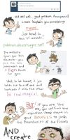 How to make Pokemon Fusions by KendallHaleArt