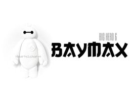 Chibi Charms: BAYMAX - Big Hero 6 by Marielishere