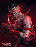 Wally West by ehnony