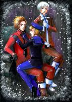 APH With Denmark by MaryIL