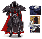Black Knight: Attorney by omgdragonfly