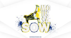 Moussa Sow by Meridiann