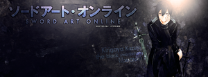Sword Art Online ` Kirigaya Kazuto [TLC] by JamesxpGFX