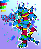 Razzle Ref by Rosemary-the-Skunk