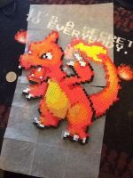 151 Challenge #5 - Charmeleon by Escalotes