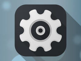 Settings icon by sicfess