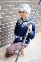 .: Jack Frost cosplay :. by FrostyOreos