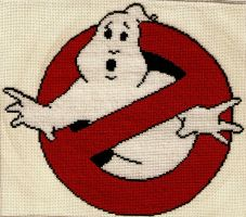 Ghostbusters Logo by magentafreak