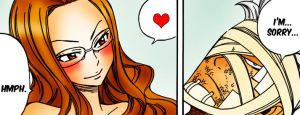 Fairy Tail - Elfman and Evergreen by LaariTonks