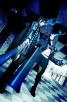 Black  Rock shooter by calix00