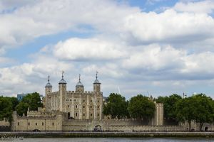 Tower of London by CyclicalCore