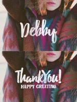 Debby Free Font by Designslots
