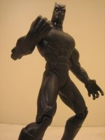 THE BLACK PANTHER by efrece