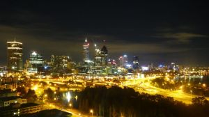 Perth City by PerthGraffScene