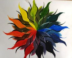 Color Wheel by Kareen