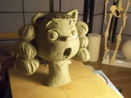 sculpting_cat 2 by WindOfSmile