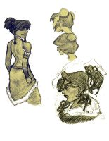 Korra mini dump by NachosNcheese