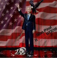 Ron Paul by VanillaBear019