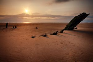 Shipwrecked by CharmingPhotography