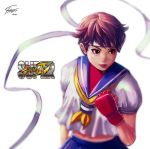 Sakura Kasugano Street Fighter by CTiahao