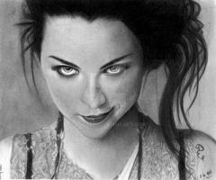 Amy Lee of Evanescence by booters