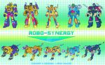 Robo-Synergy - Preview by JP-V