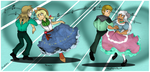 GB: Everybody Square Dance! by Doodlz18