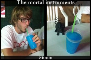 Simon - The Mortal Instruments by BeccaMalory