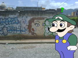 Female? or Weegee's Wife? by ToTo088