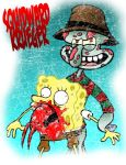 Squidward Krueger by Artist-MarcusAlley