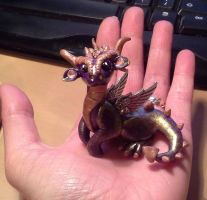 Another little dragon by LittleDragonDesigns