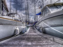 Wich one to go sailing ? by digitalminded