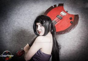 Marcy - The vampire queen by Paper-Doll89