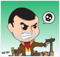 niko bellic by bntl