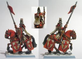 Knight Templar by Galeios