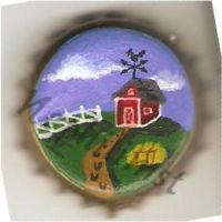 Barn Bottle Top by Nephilimist
