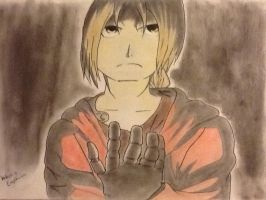 Edward Elric by cherry1617