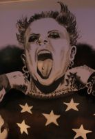 Keith Flint by MaureenMachine
