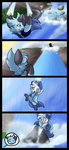 Well, At Least She Tried - YCH Comic Commission by Alora-Of-Hearts