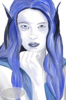Shades of Blue by Tricia-Danby