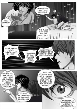 Death Note Doujinshi Page 89 by Shaami