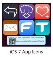iOS 7 Basic App Icons 1 by seanwendt